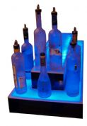 Mini Pyramid Bar Drink Stand 2 Step